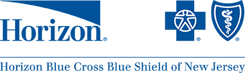 Logo Recognizing Cornerstone Foot & Ankle's affiliation with Horizon Blue Cross Blue Shield